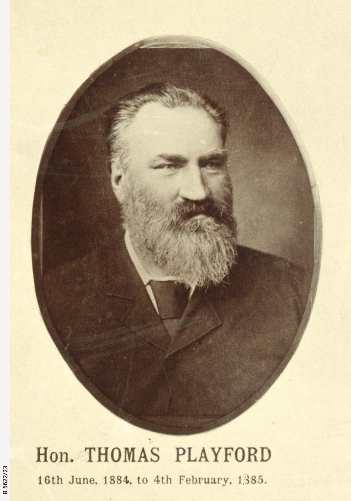 Thomas Playford