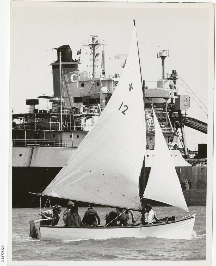 Photographs relating to Messenger Press : Boats, ships and yachts