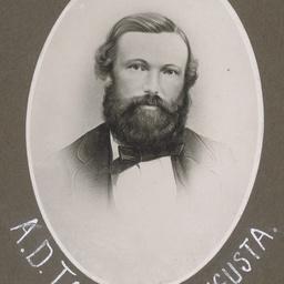 S.A. Northern Pioneers 1850-59 : Alexander Drysdale Tassie