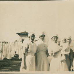 Nurses at Mareeba Children's Hospital