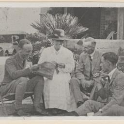 Smith Family at Gilberton