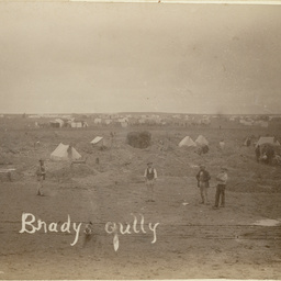Bradys Gully, Teetulpa
