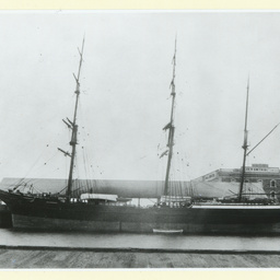 The 'Collingrove' at Port Adelaide