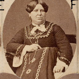 Group of [women] Old Colonists : Mary Skipper