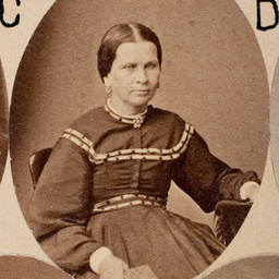 Group of [women] Old Colonists : Mary Ann Snook