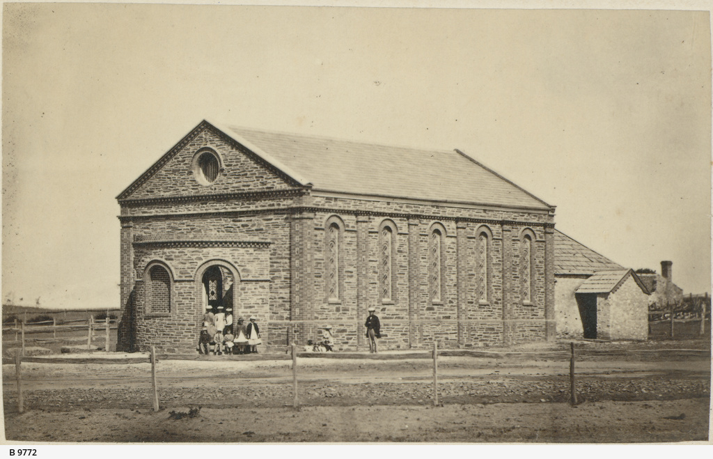 Old Congregational Church, near Port Elliot