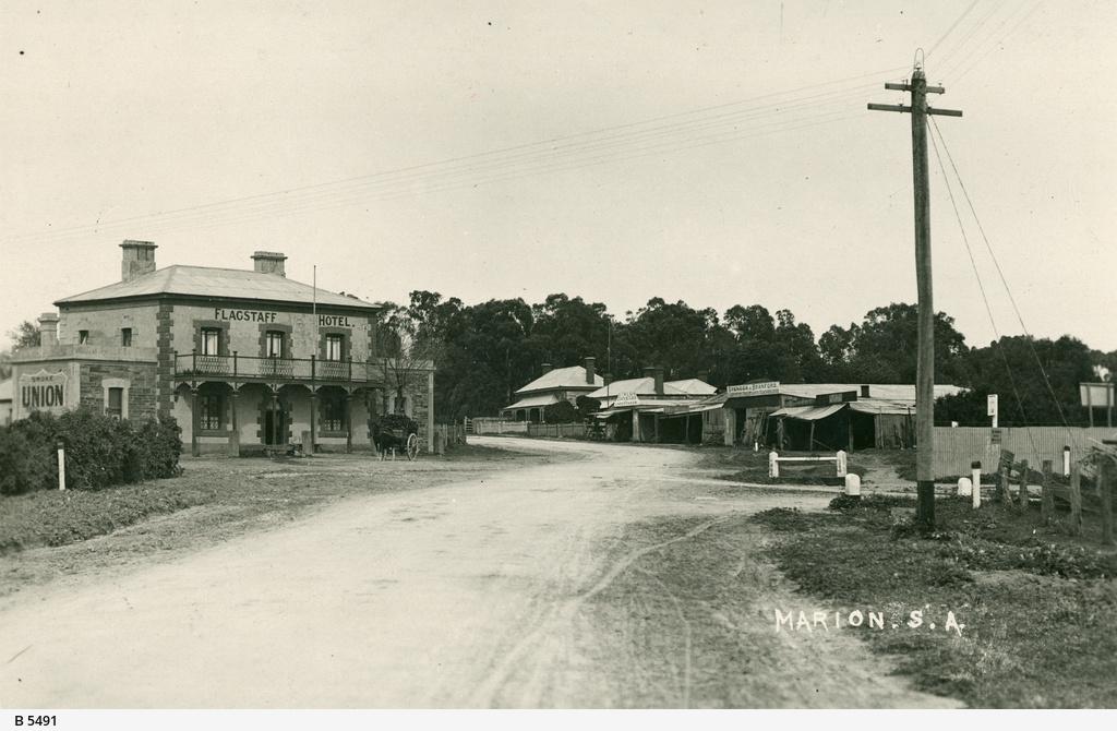 Flagstaff Hotel, Darlington