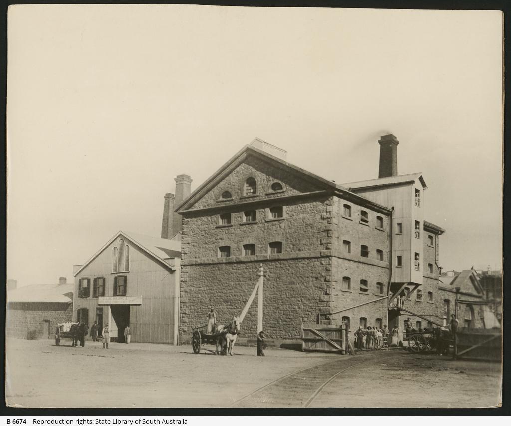 Hart's Mill, Port Adelaide