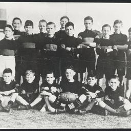 Sturt Street School football team