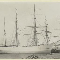 'Nellie Troop' steel barque