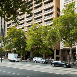Stamford Plaza, North Terrace, original site of the South Australian Hotel