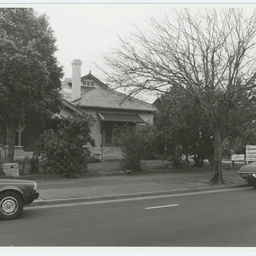 House converted into business premises, 65 South Terrace, Adelaide
