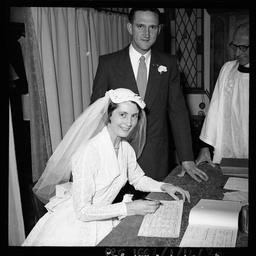 Schrader - Edwards wedding