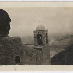 Monastery of the Temptation.