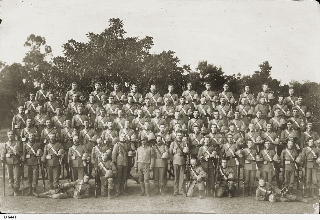 S. A. Volunteer Military Forces