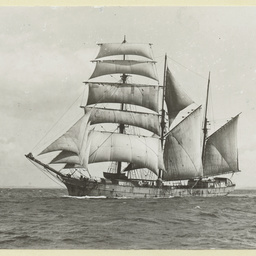 'Ilma' steel barquentine