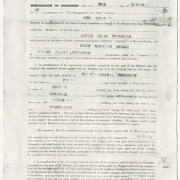 Official Documentation Issued By The S A Government Manuscript State Library Of South Australia