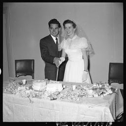 Bishop - Burford wedding