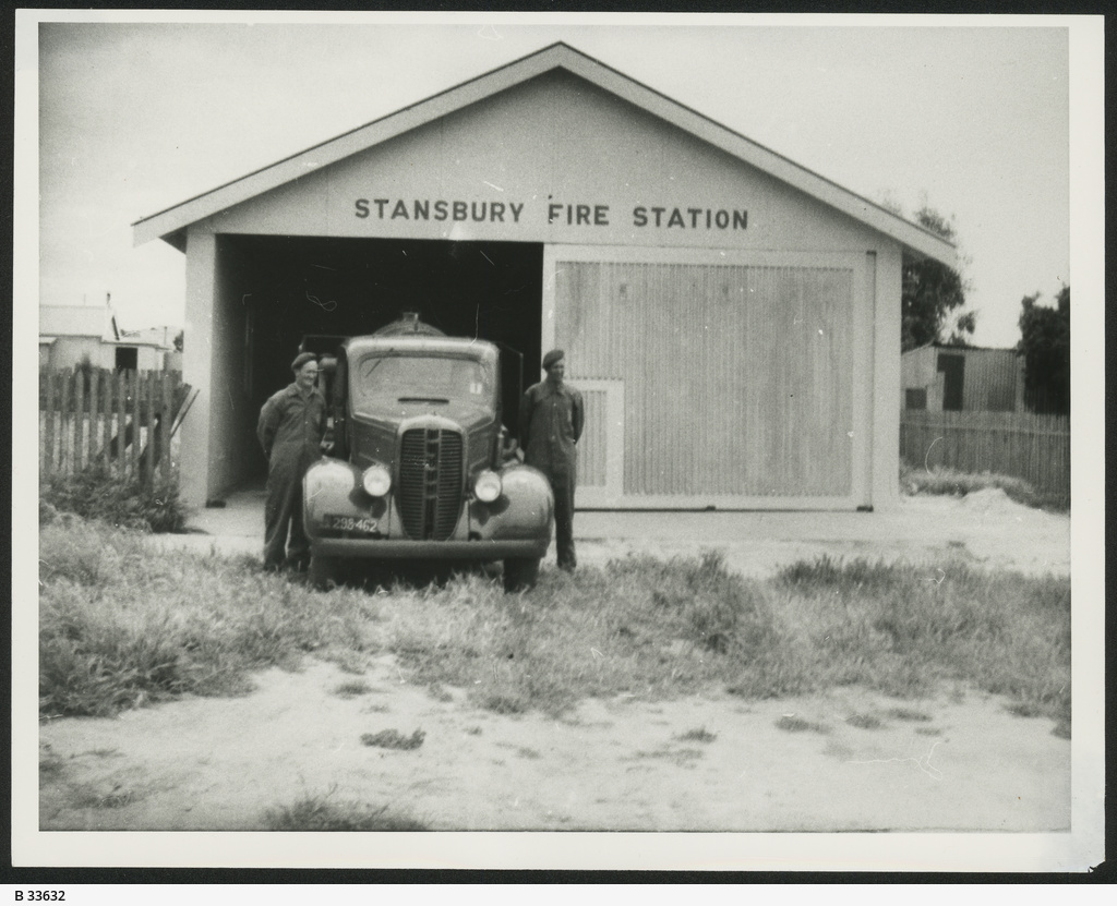 Fire Station, Stansbury