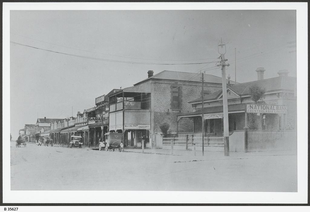 Owen Terrace, Wallaroo