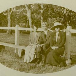 Vera Davie and Charles Read