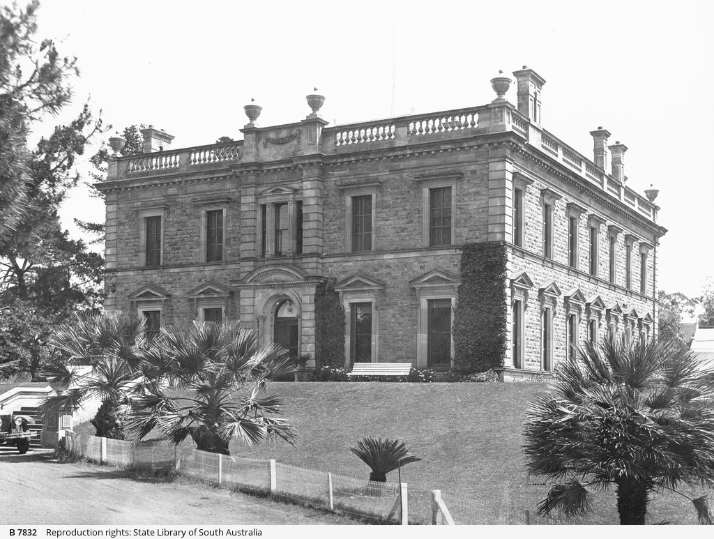 Martindale Hall, Mintaro