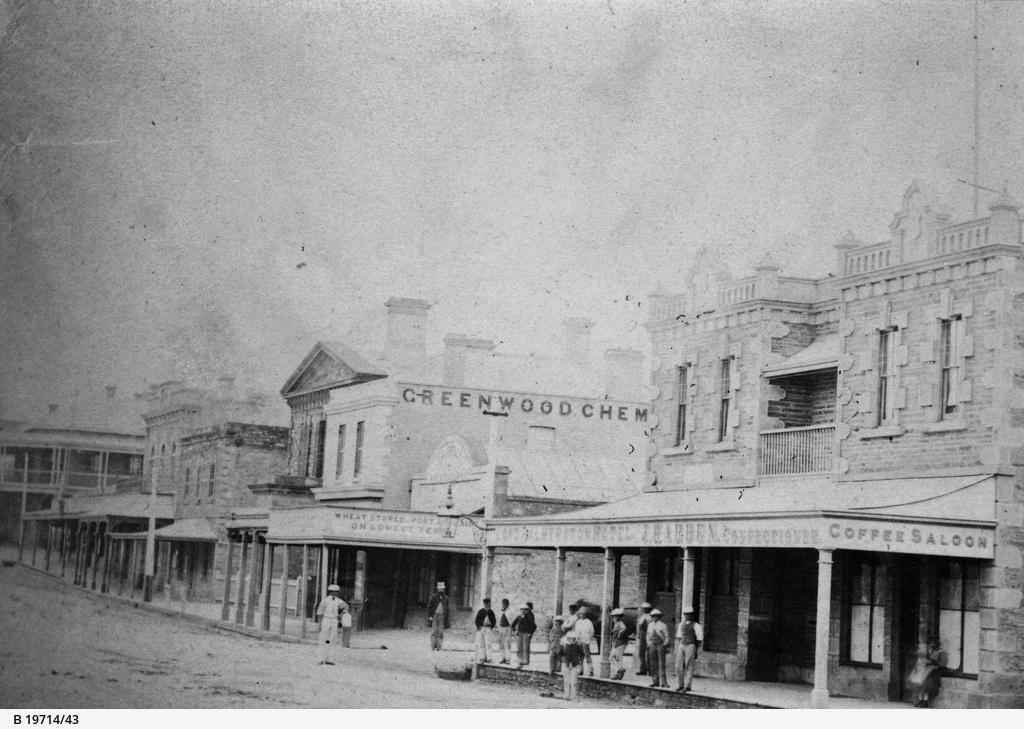 Main Street, Kapunda