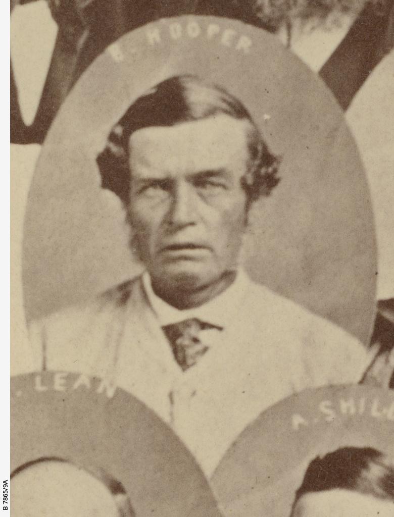 South Australian pioneers 1840 : William Barnes Hooper ...