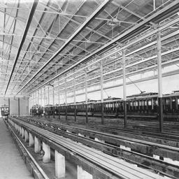 Tramway Depot, Hackney