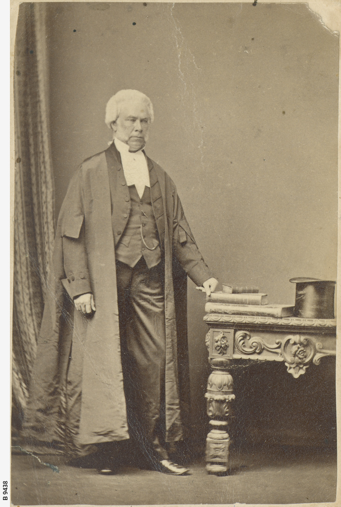 Judge William Alfred Wearing