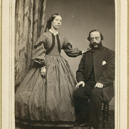 Residents of Mount Gambier: Mr & Mrs E.E. Maisey