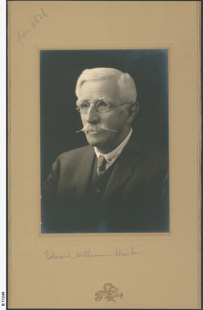 Edward William Hawker