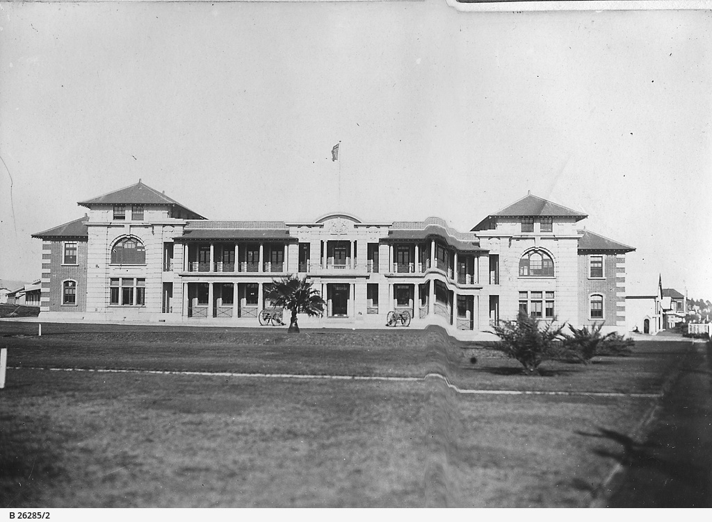 Keswick Headquarters building number 32