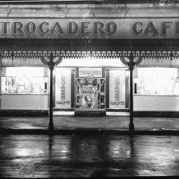 Trocadero Cafe