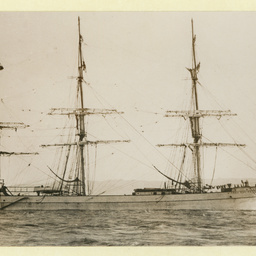 The 'Sierra Parima' at anchor