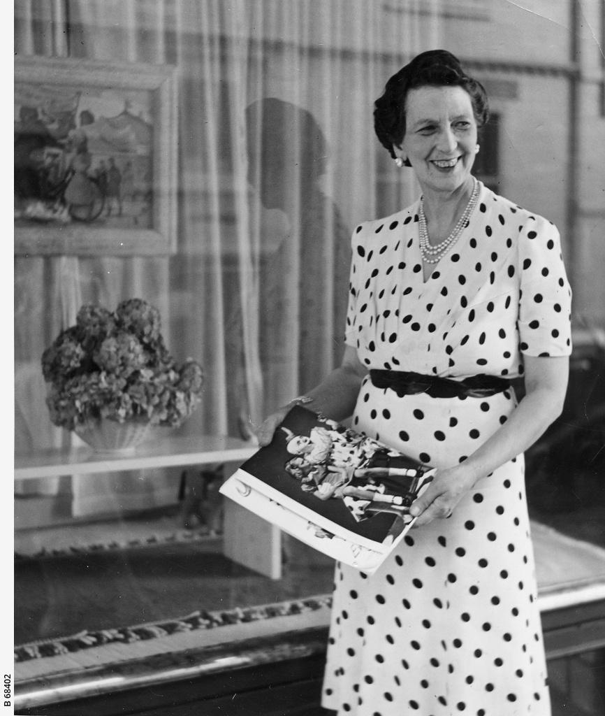 Lady Constance Bonython