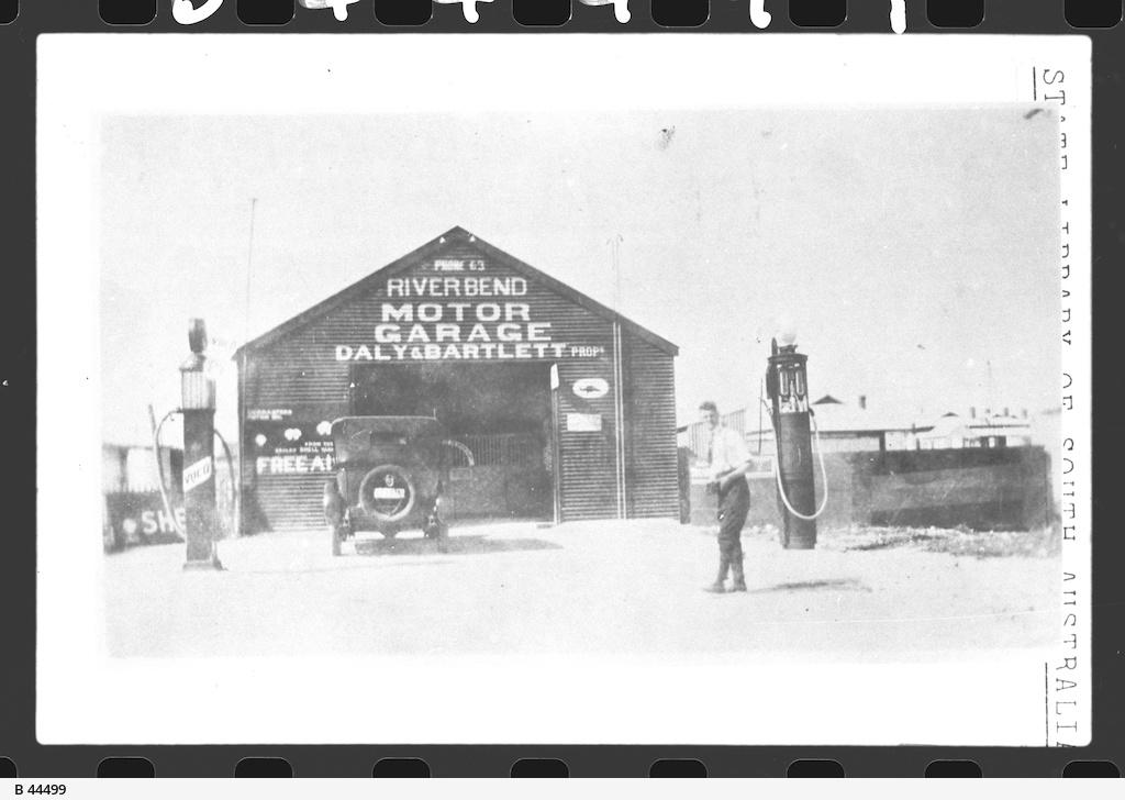 Bartlett's Garage, Tailem Bend
