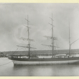The 'Lois' at Port Augusta