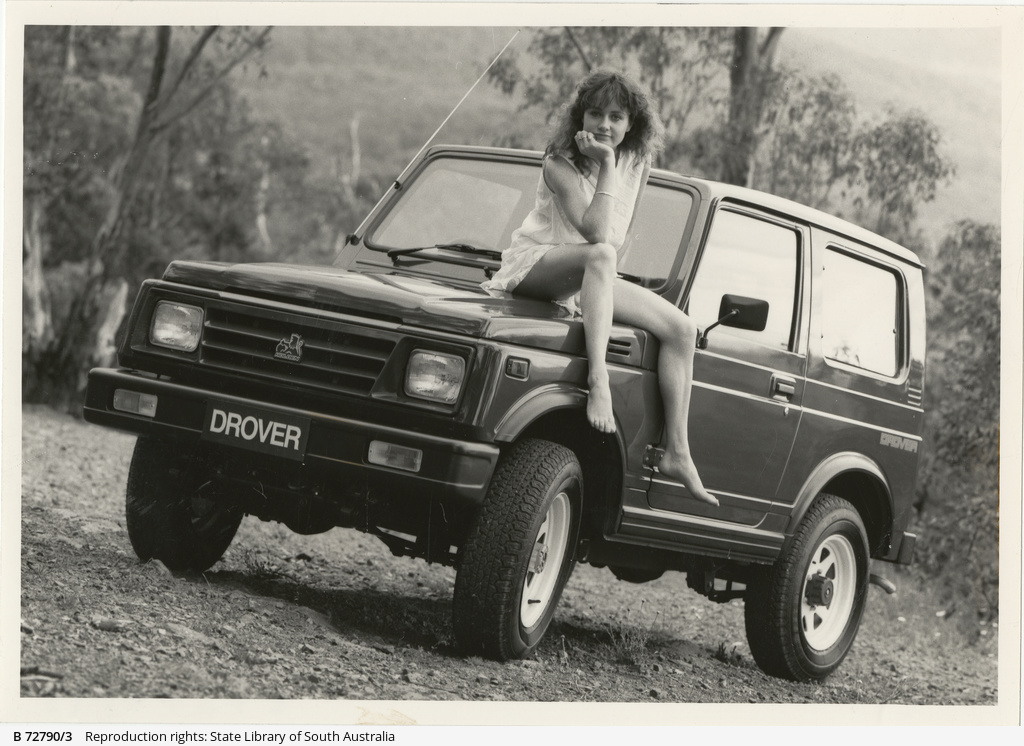 Holden Drover