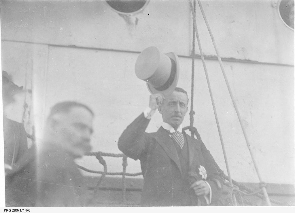 Sir Henry Galway at Outer Harbor, South Australia
