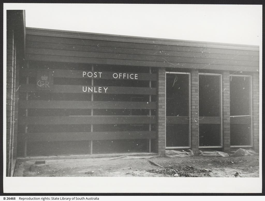 Post Office, Unley