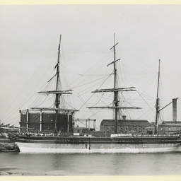 The 'Scythia' in an unidentified port
