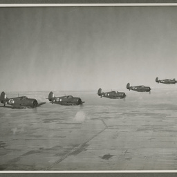 CA-12 A46 CAC Boomerangs in formation.