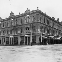 Grenfell Street and Gawler Place corner