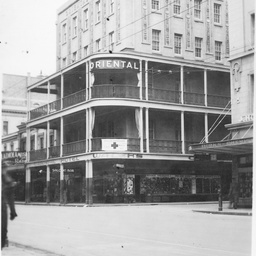 South Eastern Corner of Rundle Street and Gawler Place, Adelaide