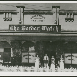 """Border Watch"" Office"
