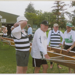 Masters Regatta at Renmark Rowing Club