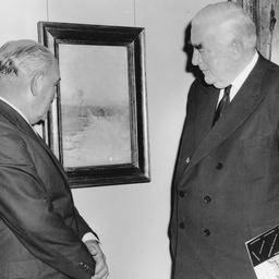 Robert Menzies and R. Campbell