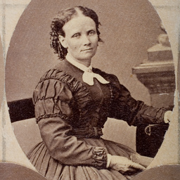 Group of [women] Old Colonists : Mary Ann Haynes