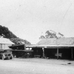 Willunga Garage and Blacksmith Shop